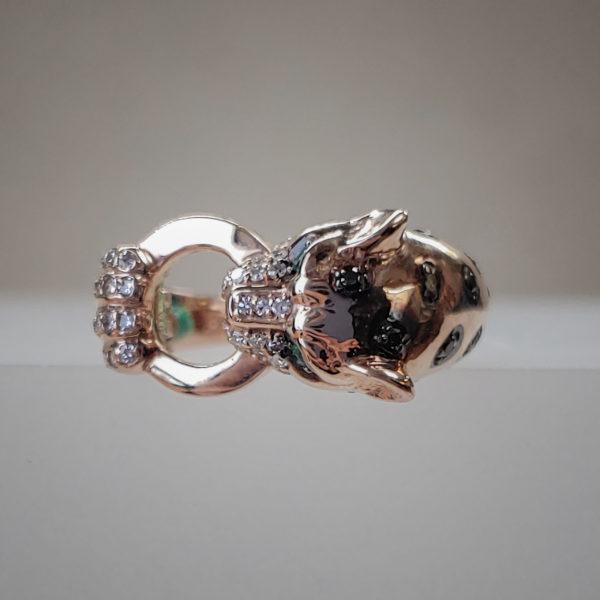 EFFY 14K Rose Gold Jaguar Ring Series