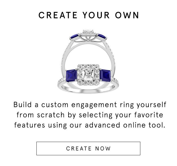 custom engagement ring madison wi